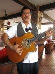 A Mariachi musician