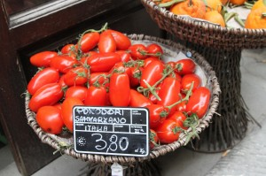 The reddest tomatoes I have ever seen!